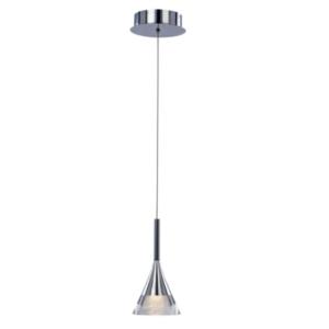 Jewel, Single Light Round LED Drop Ceiling Pendant, IP20 Rated