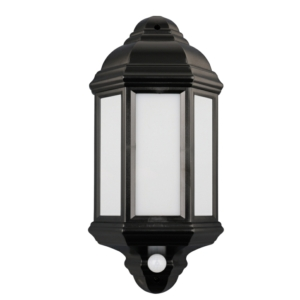 Argyll - Outdoor Wall Light LED Lantern With PIR