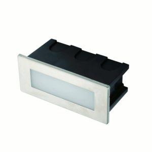 Gino Mini Recessed LED Brick Light