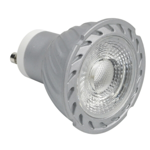6 Watt Dimmable COB LED GU10 Bulbs