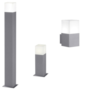 HUDSON Outdoor LED Bollard Lights