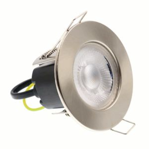 JET 5W LED Fixed Fire Rated IP65 Noise & Flicker Free Downlight