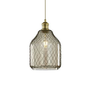 Margit - Glass Vintage Lighting Pendant