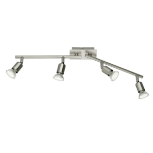 Nimes Four Head - Contemporary Ceiling Spotlights