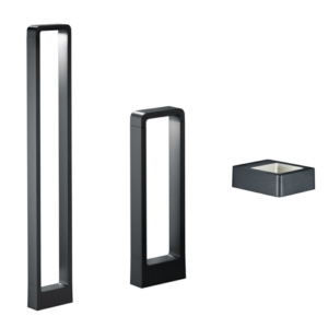 RENO Outdoor LED Bollard Lights