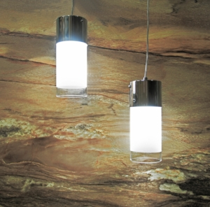 Pavia GX53 Contemporary Pendant Light