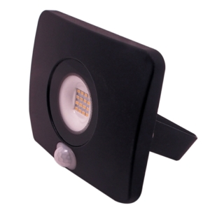 Sirius Slimline Floodlight With PIR - Various Wattage
