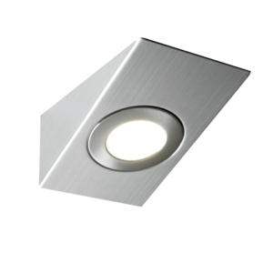 Sirius - Tunable Under Cabinet High Output LED Angled Wedge Light