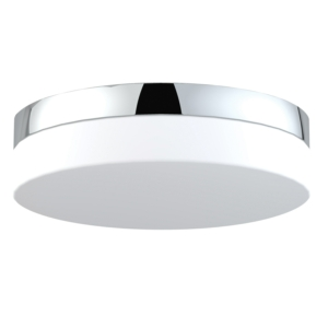 Tahiti - LED Round Drum Bathroom Ceiling Light
