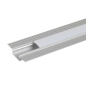 Plaster In Wall Profile - LED Aluminium Extrusion