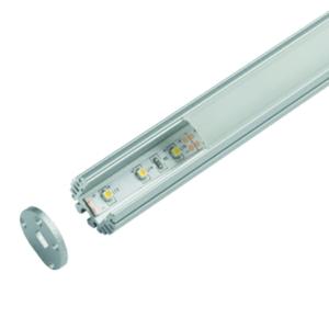 Round Aluminium LED Profile