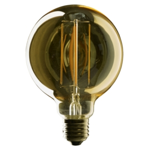 E27 Vintage Globe G95 LED Filament Bulb