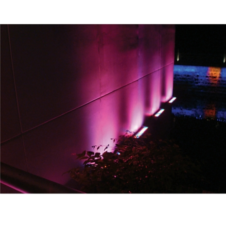 best service 58d5d 217d4 LED RGB Wall Washer Outside Lighting