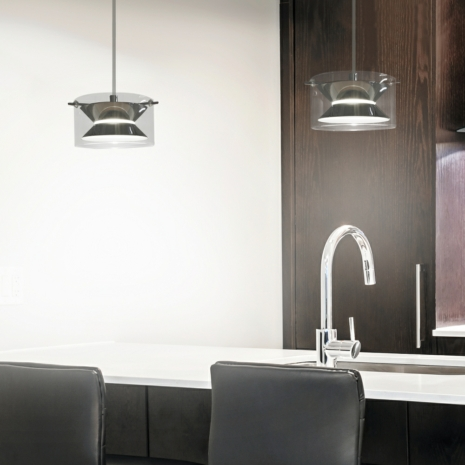 Led kitchen pendants