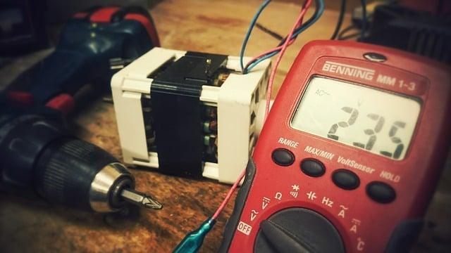 électricien auto-entrepreneur