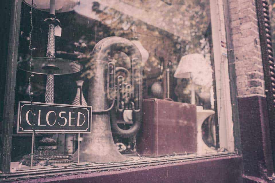 Dissolution liquidation de société : fermer son entreprise