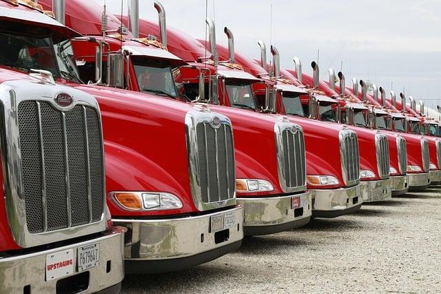 capacité transport marchandises