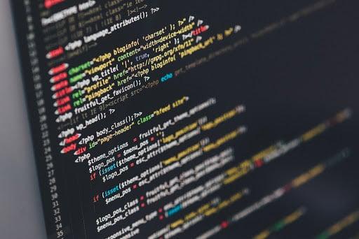 métier développeur web