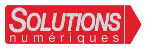Logo Solution Numérique