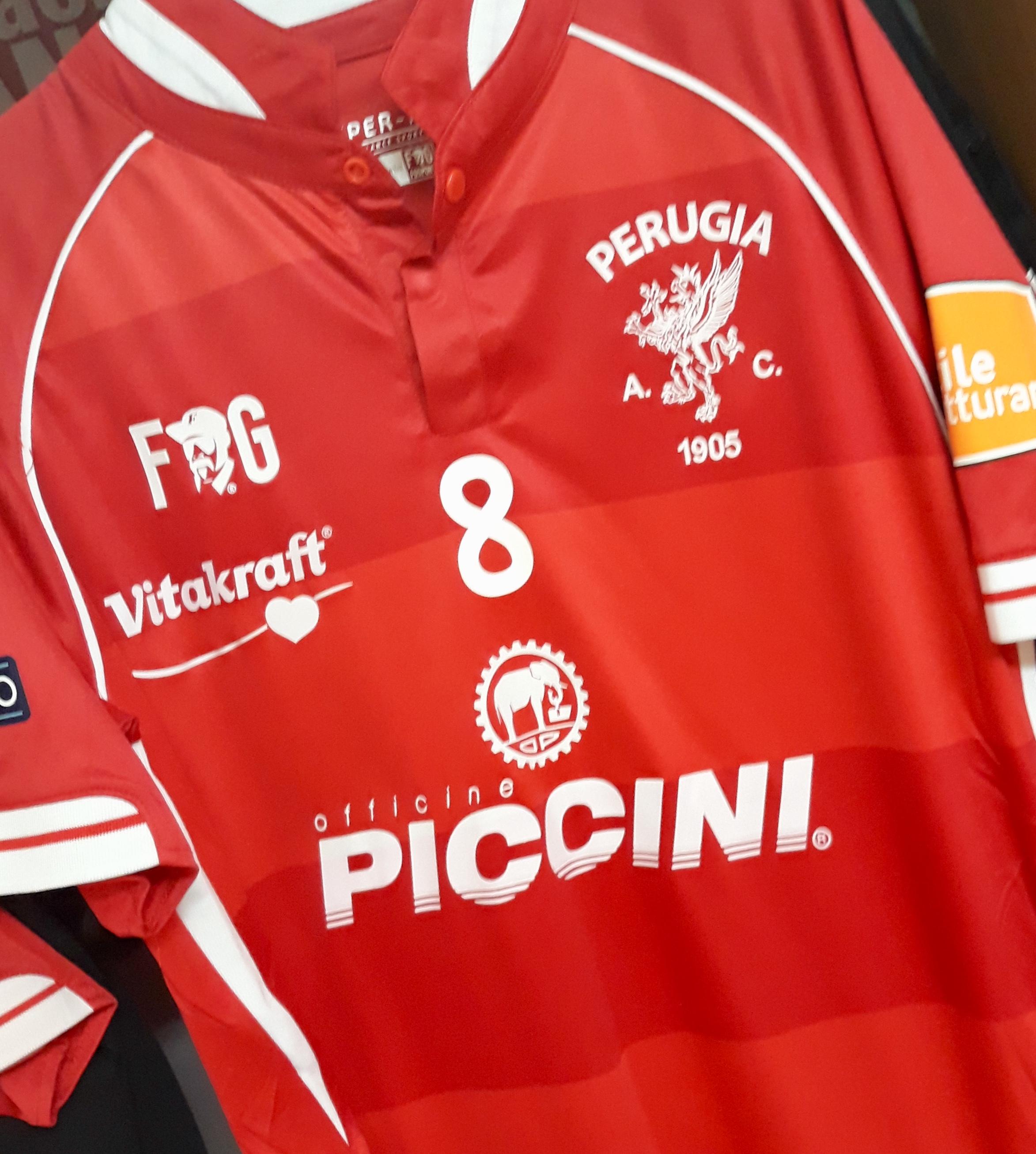 Il Perugia Ricorda Renato Curi Lega B