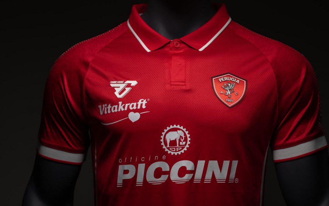 Calendario Perugia Calcio 2020.Perugia La Nuova Maglia Lega B