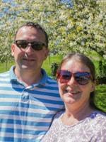 David Lees and Dionne Lees