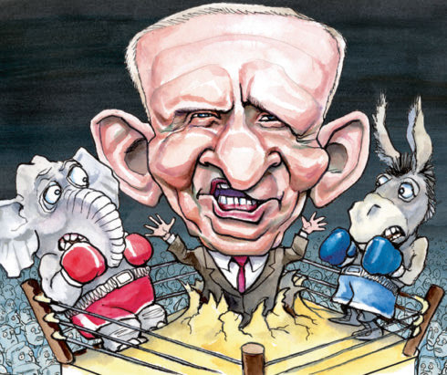 The Economist : Remembering Ross Perot