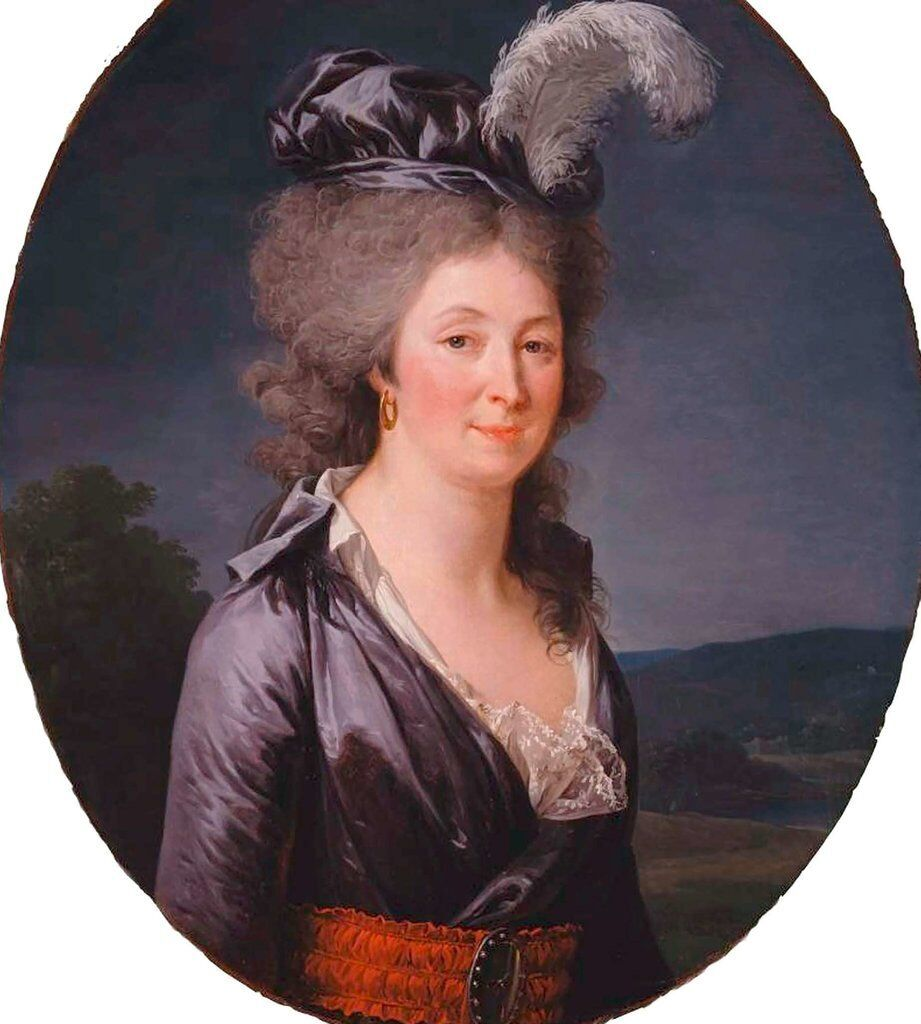 Nous Deux : Adrienne de La Fayette, une femme de passion