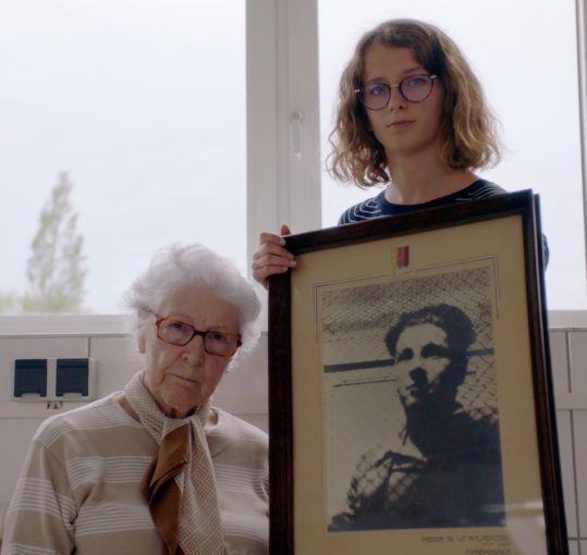 La Voix du Nord Lille : Colette, un peu de l'Audomarois dans un court- métrage documentaire nominé aux Oscars