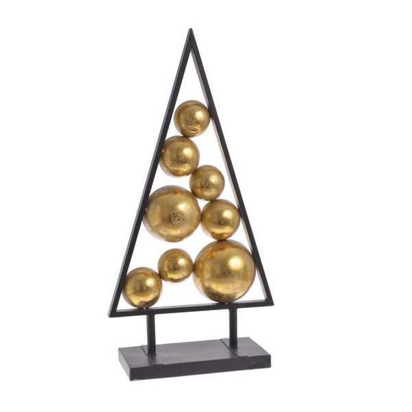 Елка декоративная из металла 75 см