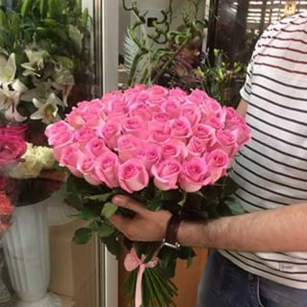 51 голландская роза Ревиваль