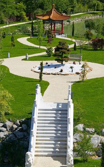 Slide 5 – Jardins