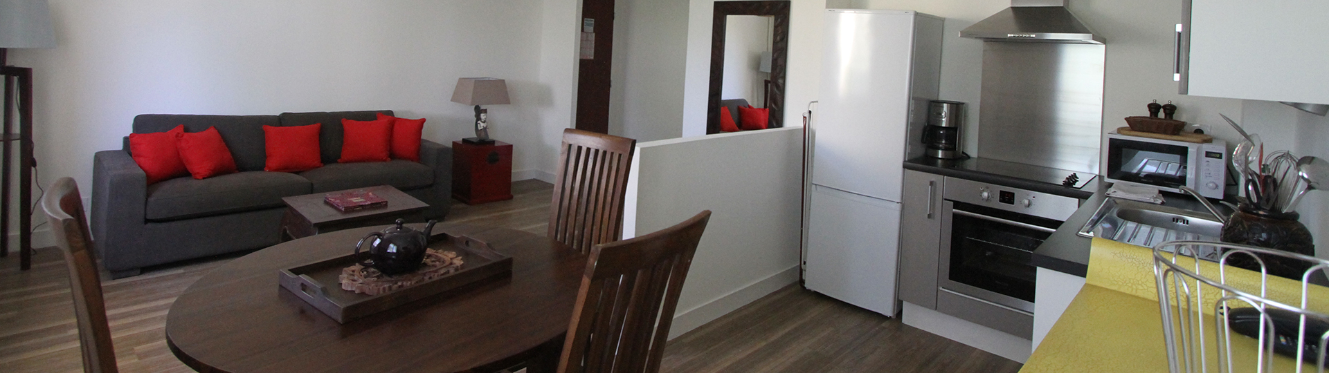 Appartement 1 chambre mobilité