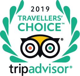Les Hôtels de Beauval, primés au Travelers' Choice 2019