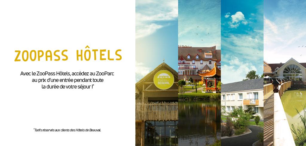 ZooPass Hôtels