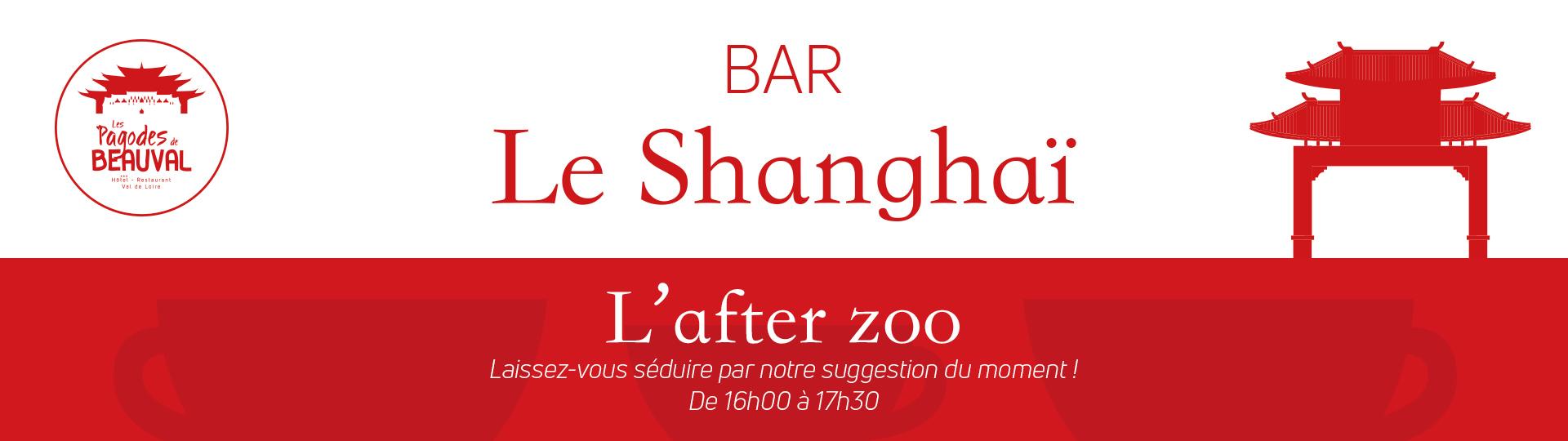 Après la visite du ZooParc, c'est l'heure du goûter aux Pagodes !