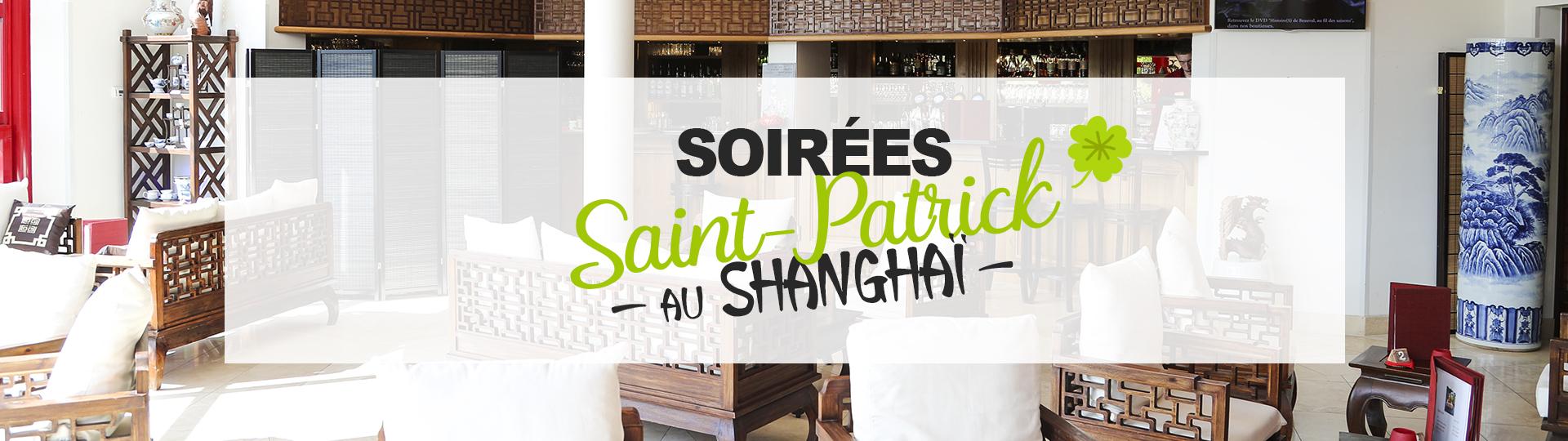 Venez vous mettre au vert aux Pagodes de Beauval pour la Saint-Patrick