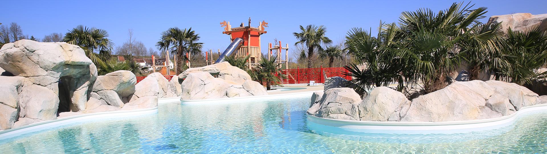 Réouverture des piscines aux Hôtels de Beauval