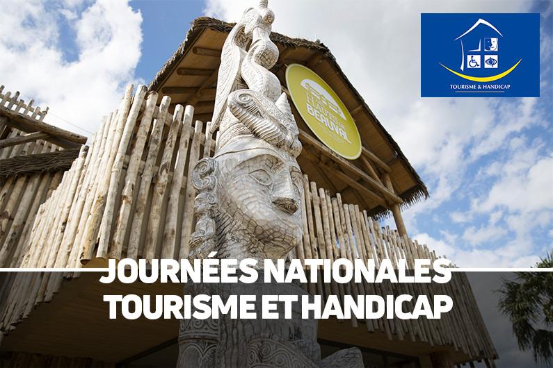 Les Hauts de Beauval aux journées nationales Tourisme & Handicap