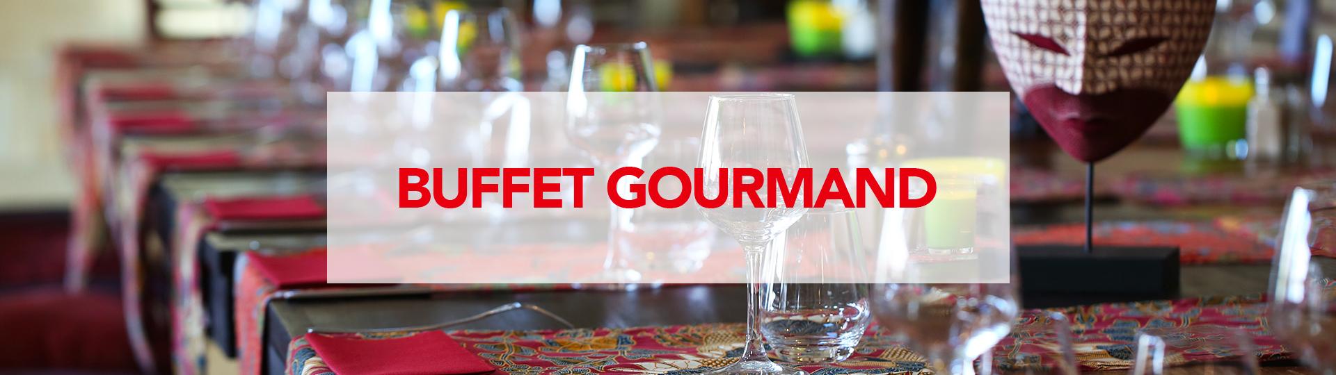 Découvrez le nouveau Buffet Gourmand aux hôtels de Beauval