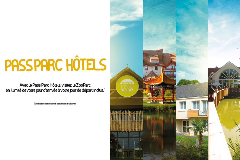 Pass Parc Hôtels – Le ZooParc en illimité pendant votre séjour