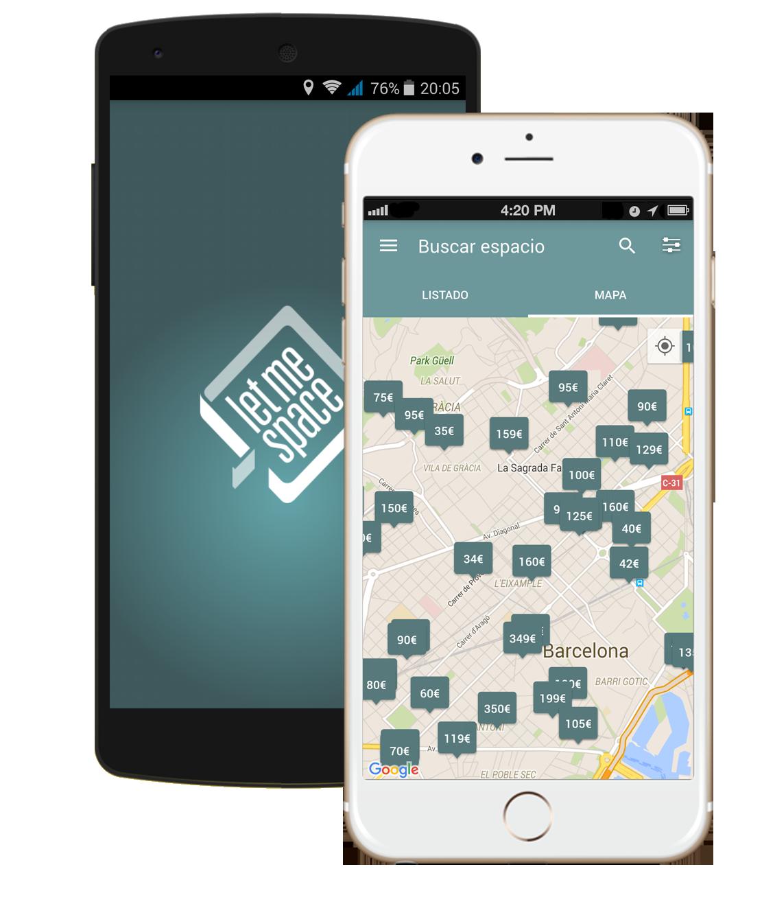 letmespace app