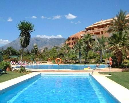 Gran Bahia , Apartment in Los Monteros, Marbella, Spain