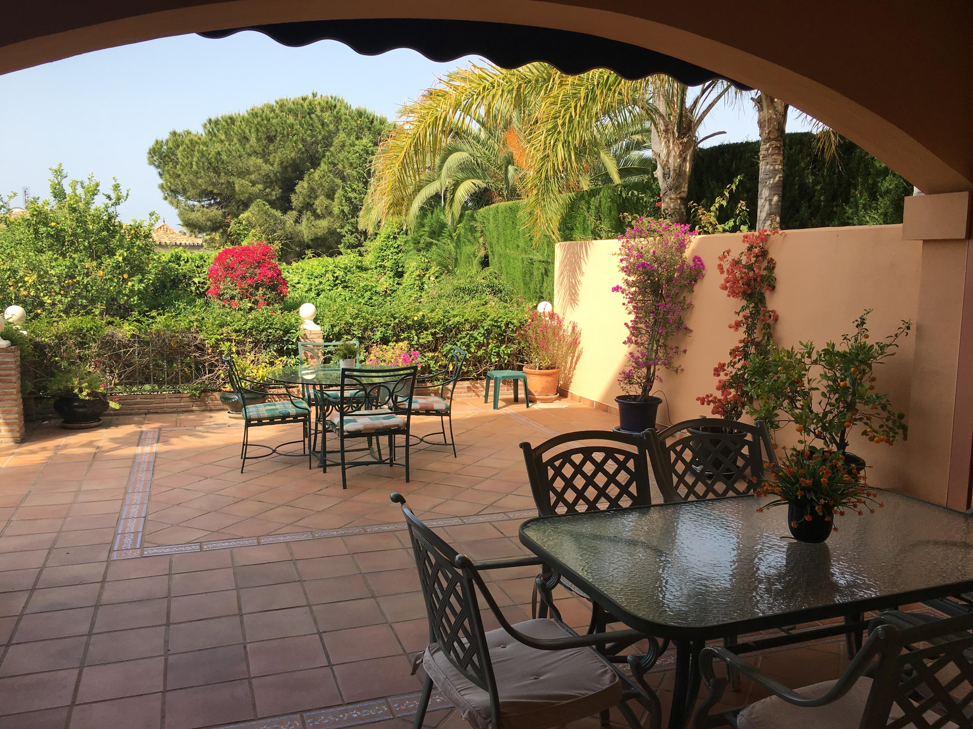 Villa Lisa, Villa available for Holiday Rental in Las Chapas, Marbella, Spain