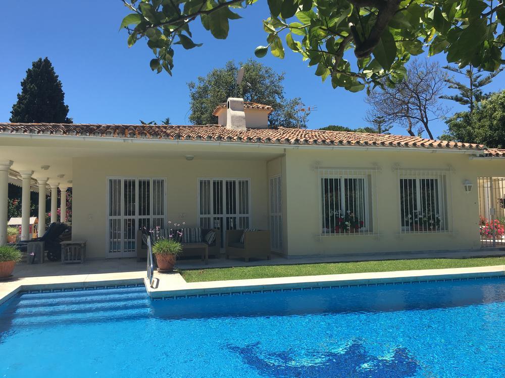 Casa Don Miguel, Villa in Los Monteros, Marbella, Spain