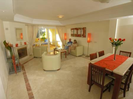 Colina del Paraiso, Apartment available for Holiday Rental in New Golden Mile, Marbella, Spain