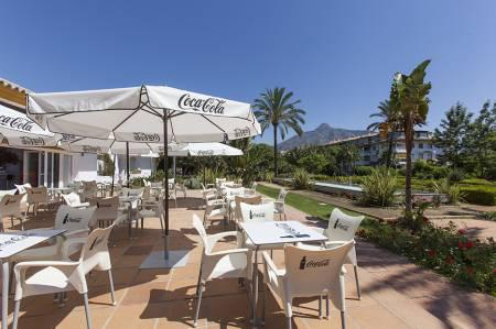Dama de Noche, Apartment available for Holiday Rental in Puerto Banus, Marbella, Spain