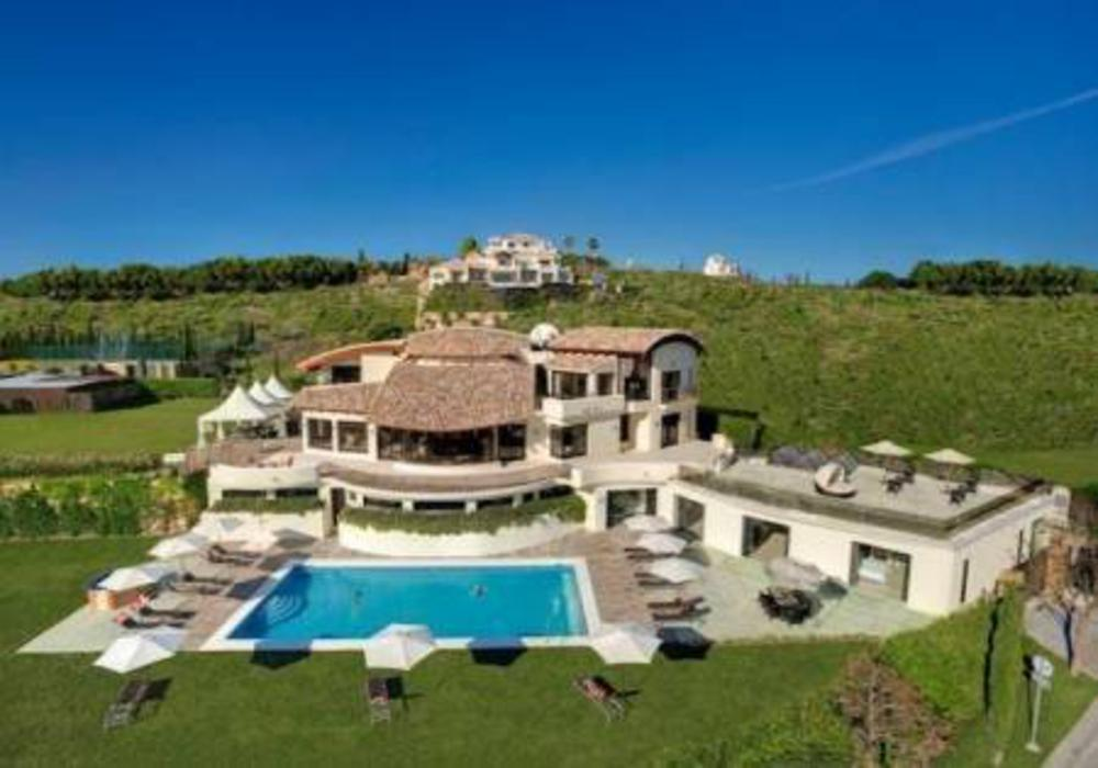 El Cano, Luxury Villa in New Golden Mile, Marbella, Spain