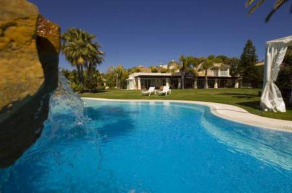 El Oceano, Luxury Villa in Los Monteros, Marbella, Spain