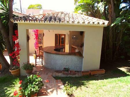 Villa Jacaranda, Villa available for Holiday Rental in Los Monteros, Marbella, Spain